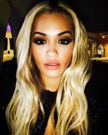¡Al rico despelote de Rita Ora!
