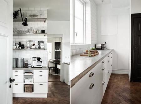 cocina perfecta de Daniella Witte