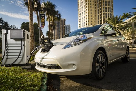 Nissan Leaf Florida