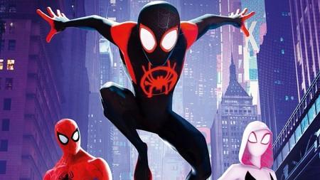 'Spider-Man: Un nuevo universo', ganadora del Globo de Oro 2019 a la mejor película de animación