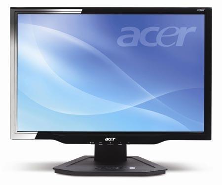 Nuevos monitores xSeries de Acer