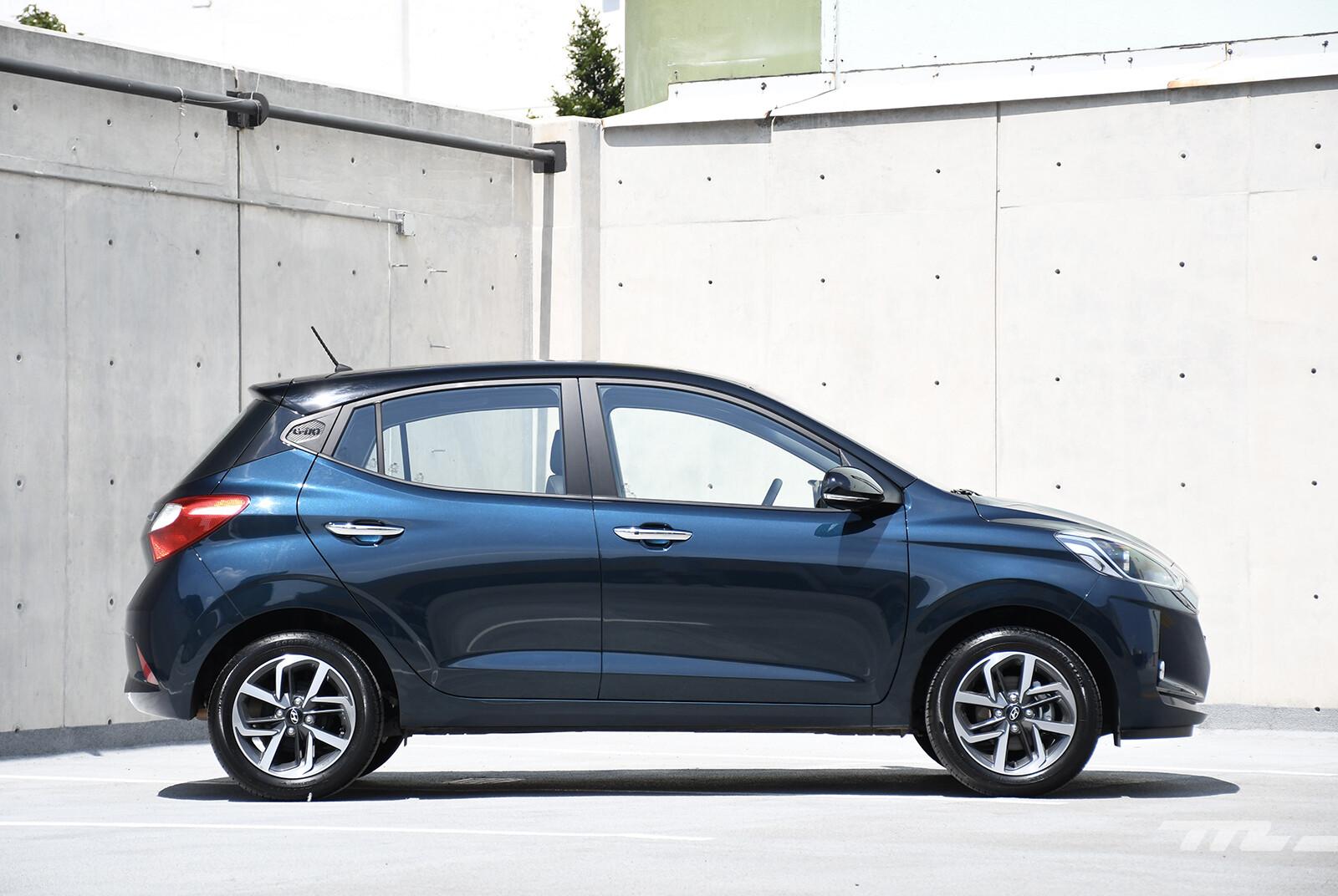 Foto de Hyundai Grand i10 2021 (prueba) (6/26)