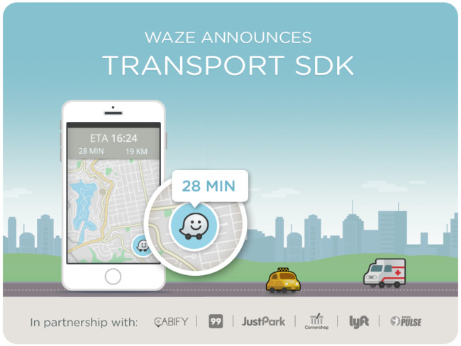 Transport sdk