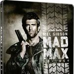 Trilogía Mad Max, en Blu-ray, por 16,36 euros en Amazon