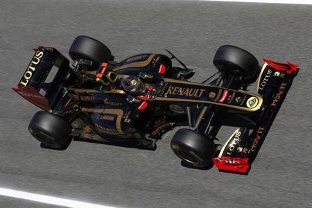 Renault continuará utilizando sus escapes lo que resta de temporada