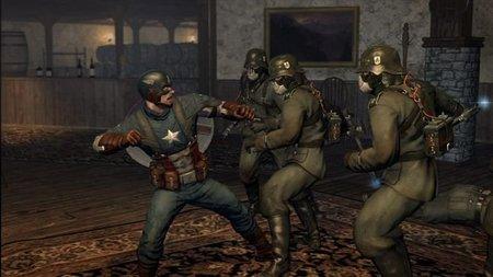 'Captain America: Super Soldier'. Nuevas imágenes