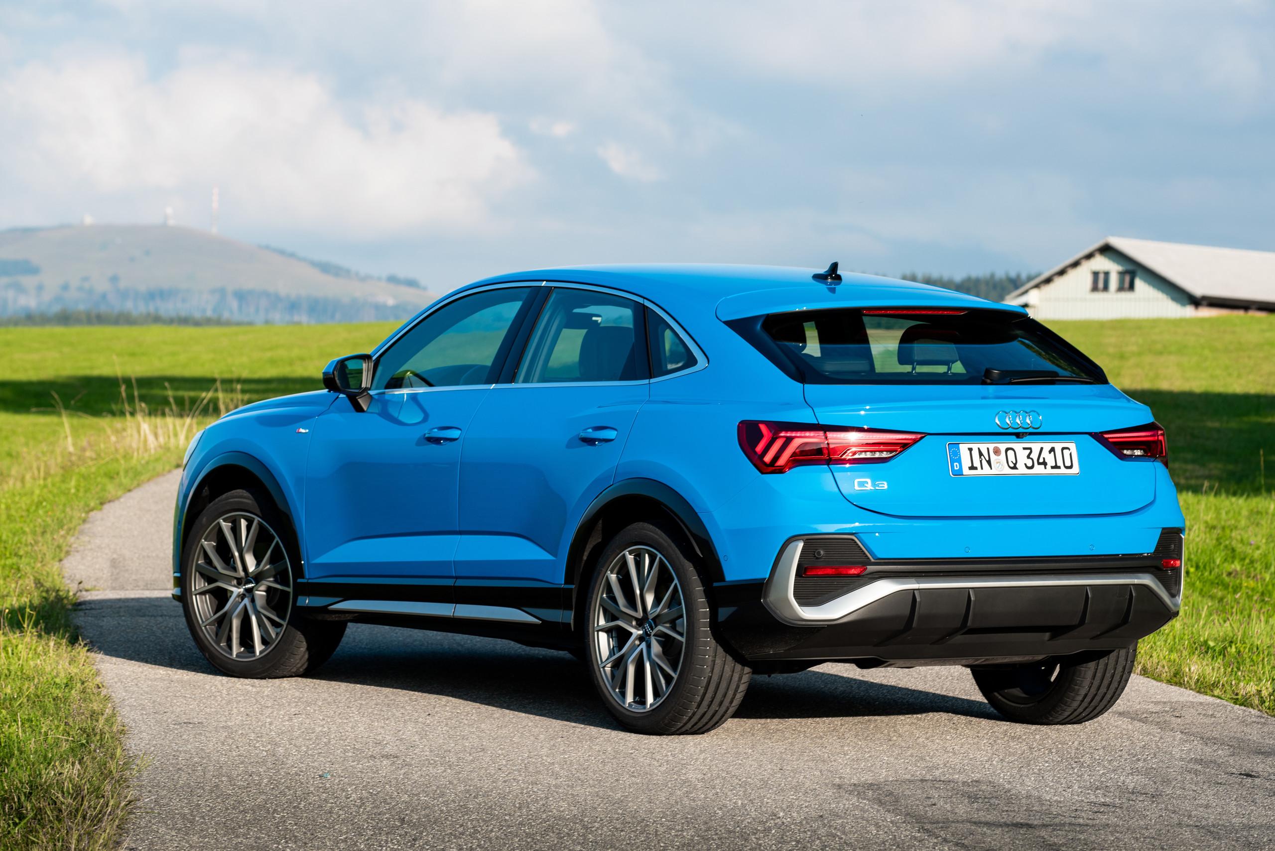 Foto de Audi Q3 Sportback (7/20)