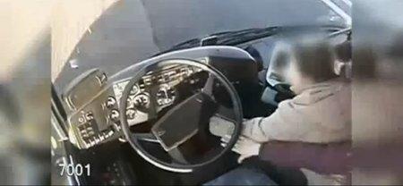 Hay gente con mucha suerte (LXXXI): Cuando el conductor de tu autobús se desmaya