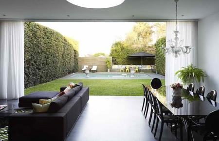 Las 8 claves para aprovechar la luz en nuestro hogar: vivienda con terraza (II)