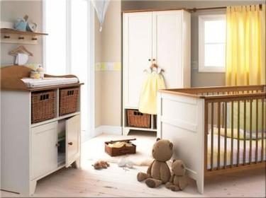 Elementos imprescindibles en la habitación del bebé (II)