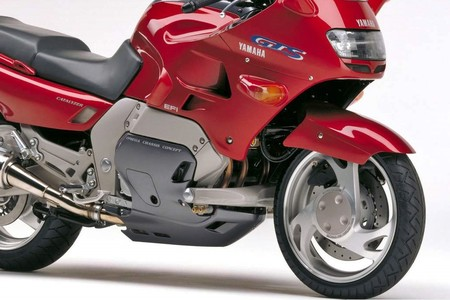 Yamaha Gts 1000 1