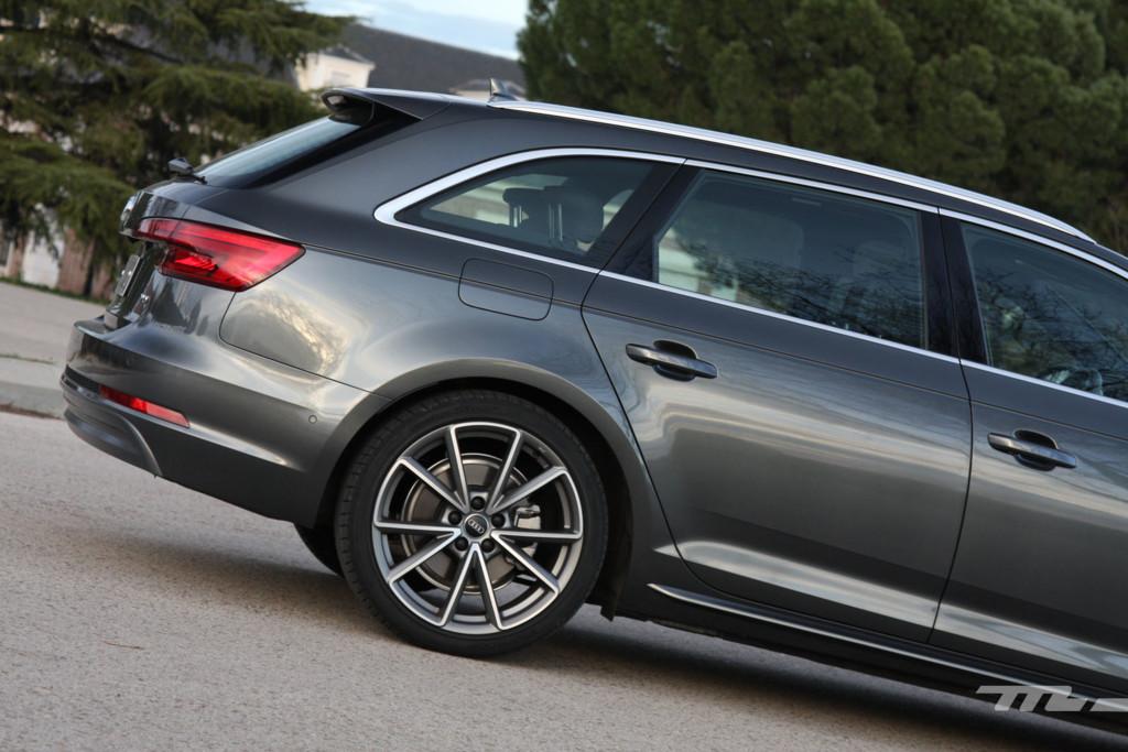 Audi A4 Avant Prueba 24