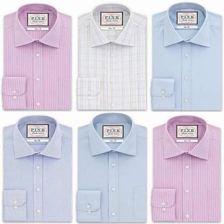 Thomas Pink Traveller Shirts