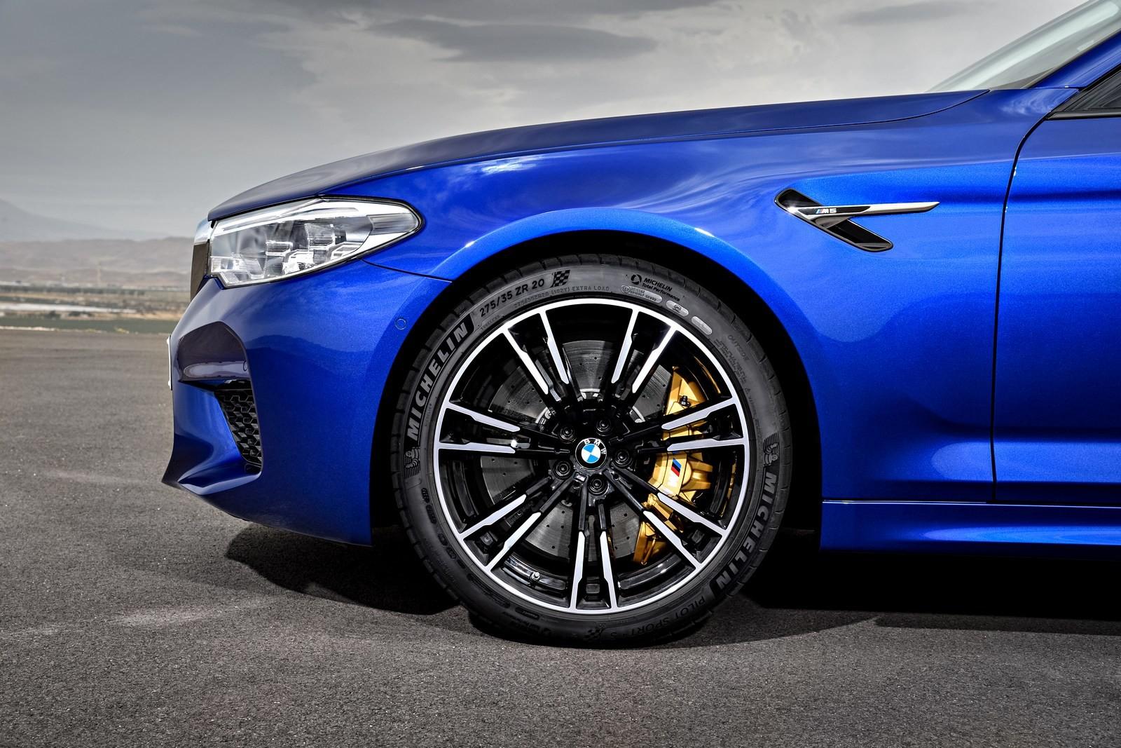 Foto de BMW M5 2018 (25/57)