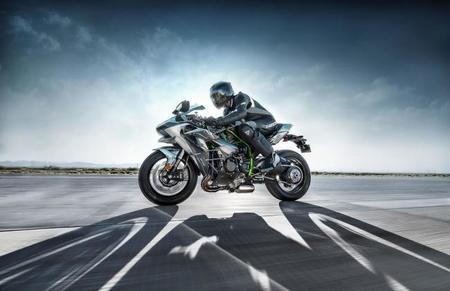 Kawasaki Ninja H2, para la calle, para los que no tengan complejos