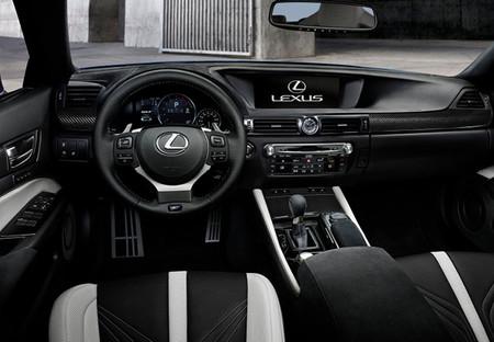 Lexus Gs F 5