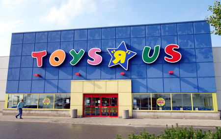 La cadena de jugueterías Toys R Us se declara en quiebra