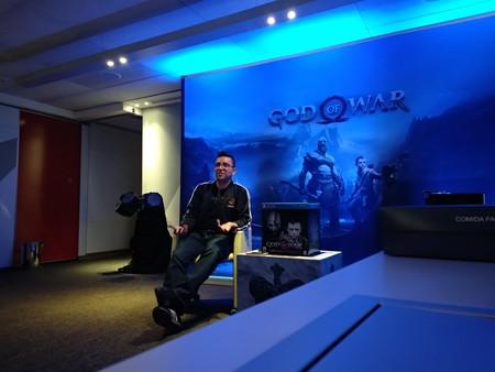 Bruno Velázquez, platicamos con el mexicano detrás de la espectacular animación de 'God of War'