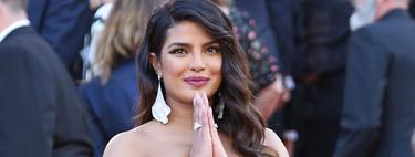 El delineado y el efecto glow de Priyanka Chopra es de lo mejor que hemos visto en el Festival de Cannes (hasta ahora)