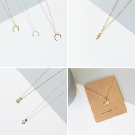 joyas minimalistas escandinavas bisuteria tendencias otoño