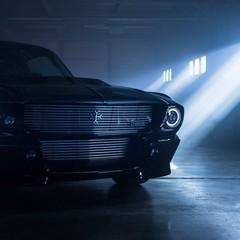 Foto 6 de 9 de la galería charge-ford-mustang-electrico en Motorpasión