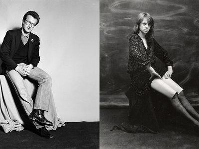 Eduardo Momeñe y sus geniales retratos protagonizan el último volumen de la colección PHotoBolsillo