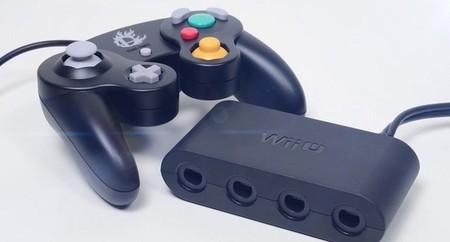 El adaptador de controles para GameCube de Wii U solo funcionará con Super Smash Bros.