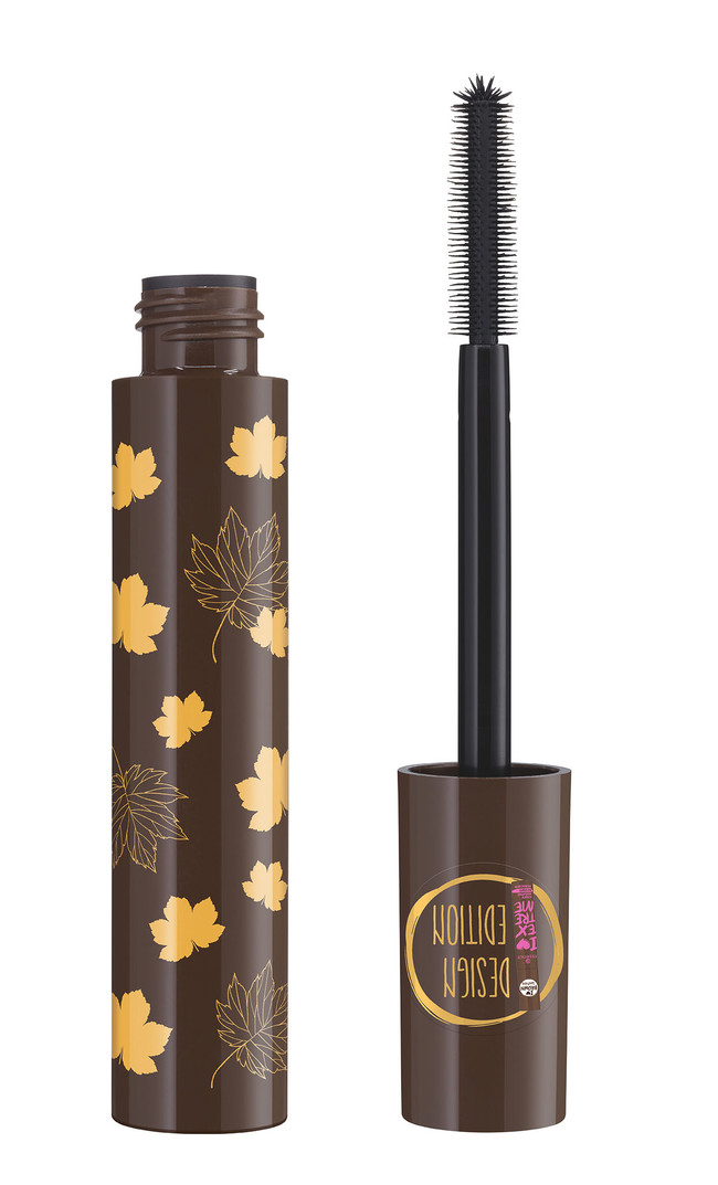 Essence Fall Back To Nature I Love Extreme Crazy Volume Brown Mascara 01 Stay Natural Opened