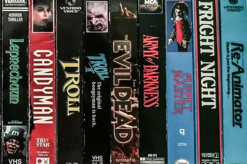 5000 pesetas por un VHS regrabado: cuando los catálogos fotocopiados de videocasette eran la única vía de conseguir cine extraño