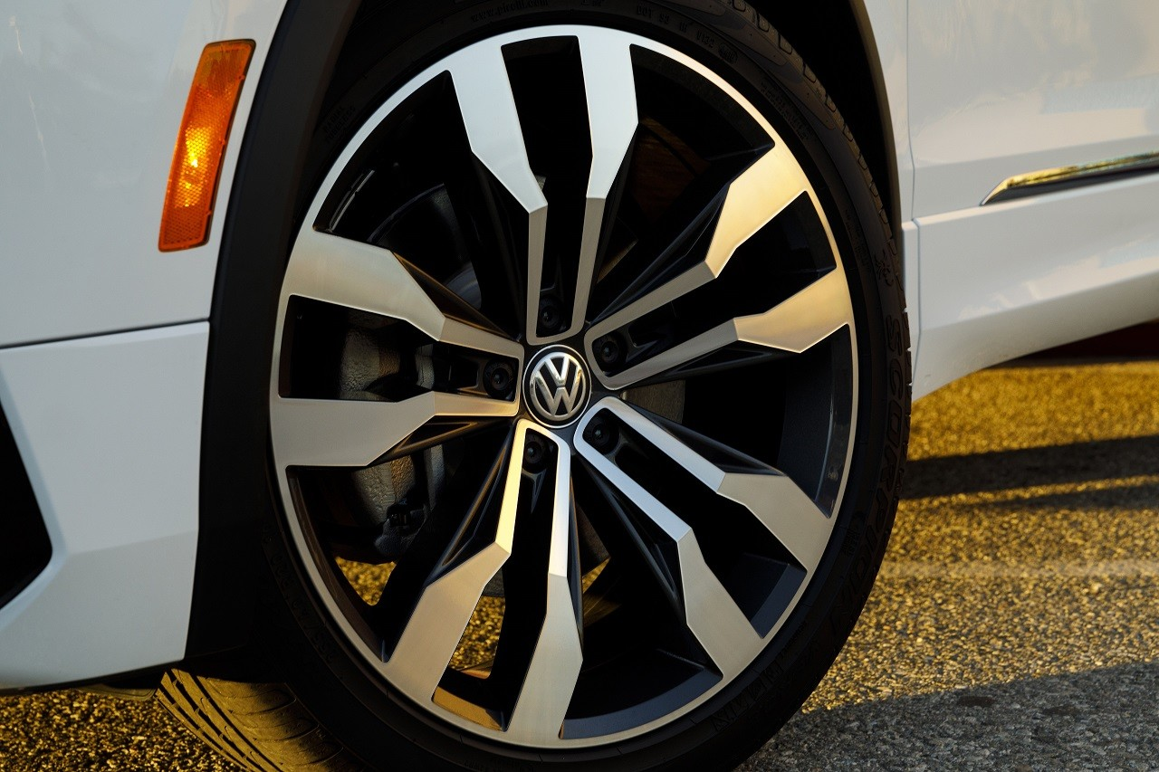 Foto de Volkswagen Tiguan R-line 2018 (11/11)