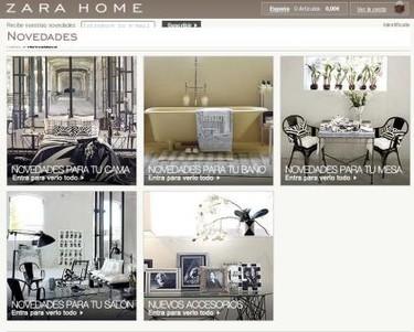 Tendencias de otoño en las tiendas: Zara Home
