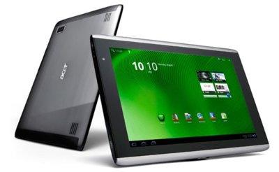 Android Honeycomb 3.2 llegará al Acer Iconia Tab a partir del 25 de Agosto
