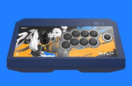 Este mando arcade para Nintendo Switch y PC se encuentra en oferta: puedes hacerte con él por poco más de 120 euros en Amazon