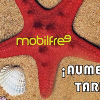 Mobilfree mejora sus tarifas móviles de contrato: hasta 120 GB para siempre por contratar este verano