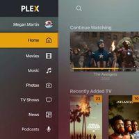 Plex estrena nuevo diseño con una interfaz más limpia y funcional