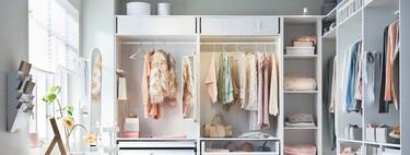 Siete accesorios de Ikea y Amazon para que te quepa mucha más ropa en el armario