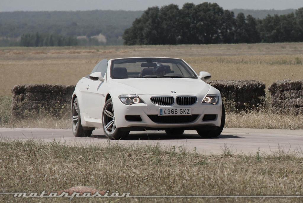 Foto de BMW M6 Cabrio (prueba) (47/68)