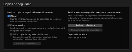 Itunes Copias Seguridad