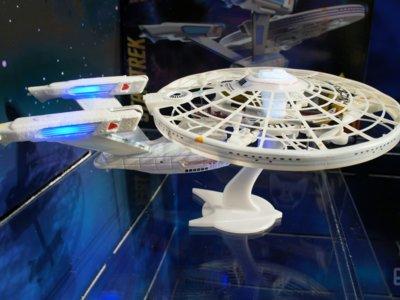 El drone inspirado en el USS Enterprise es lo que cualquier Trekkie estaba esperando