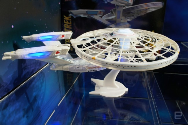 Uss Enterprise Drone 1