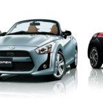 Nissan EXA y Daihatsu Copen o cuando las marcas juegan a los Transformers