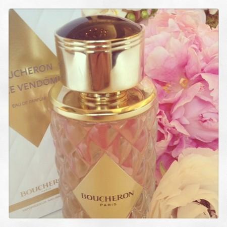 Boucheron Place Vendóme: la luz de París en un perfume joya. Lo probamos