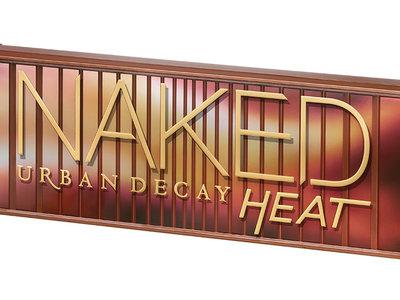Naked Heat, la nueva paleta de Urban Decay (que ya cuenta con lista de espera)