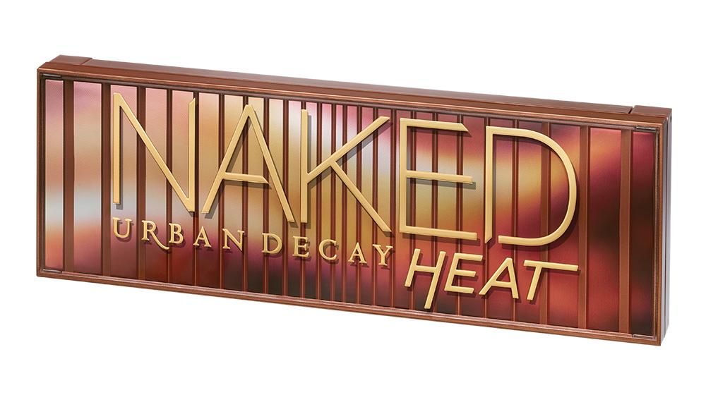 New!!! Urban Decay Naked Heat Eyeshadow Palette - Pretty
