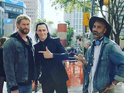 'Thor: Ragnarok' ignora el universo Marvel; Taika Waititi promete un Thor diferente y alucinante
