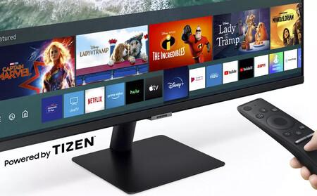 Samsung Smart Monitor, la pantalla para tu PC que junta lo mejor de una tele y de un monitor