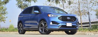 Ford Edge ST, a prueba: el pacto de paz entre un carácter deportivo y un SUV