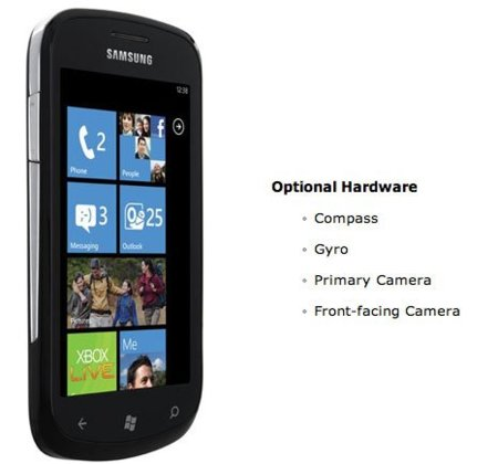 Microsoft rebaja los requisitos hardware de Windows Phone, ¿para Nokia?
