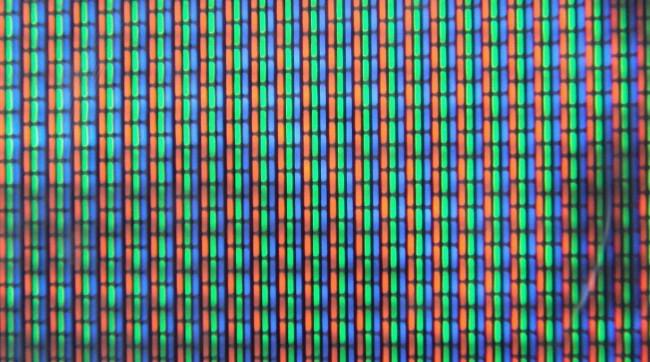 pixeles pantalla