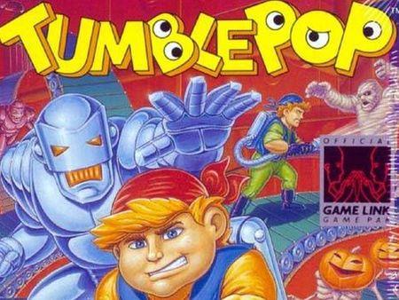 Mañana recibiremos el 'TumblePop' de Gameboy en la Consola Virtual de 3DS. Aquí el resto de novedades de la eShop